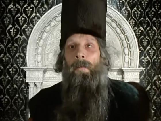 Цитата из х/ф «Иван Васильевич меняет профессию» (реж. Л. Гайдай, 1973)