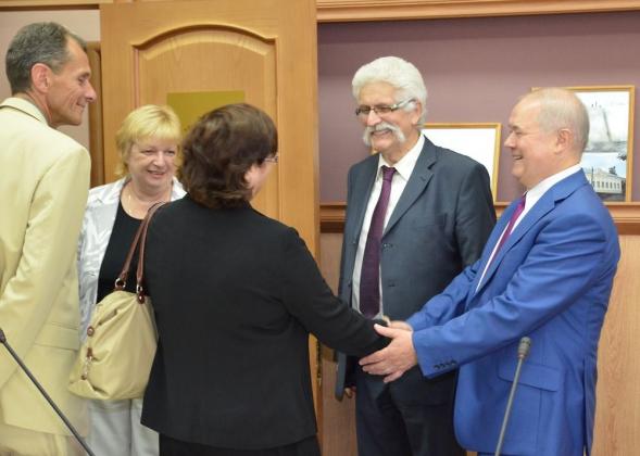 В Калуге собираются гости на День рождения города
