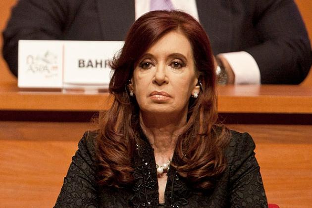 Кристина Фернандес де Киршнер— президент  Республики Аргентина. Иллюстрпция: pronk.ru