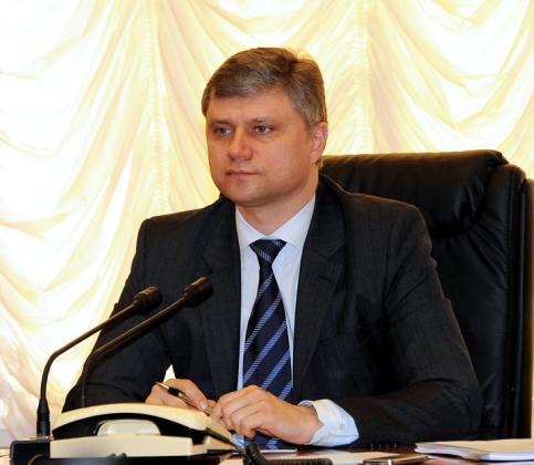 Олег Белозёров— президент РЖД.