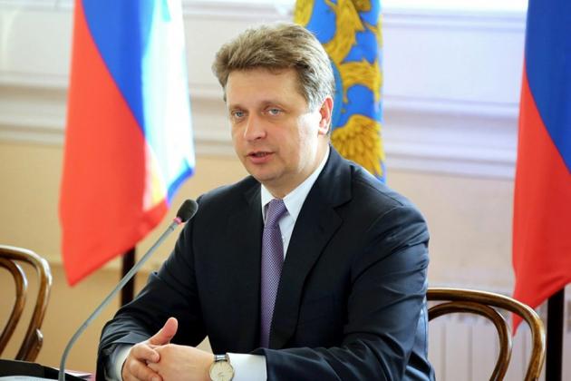 Глава Минтранса России Максим Соколов.
