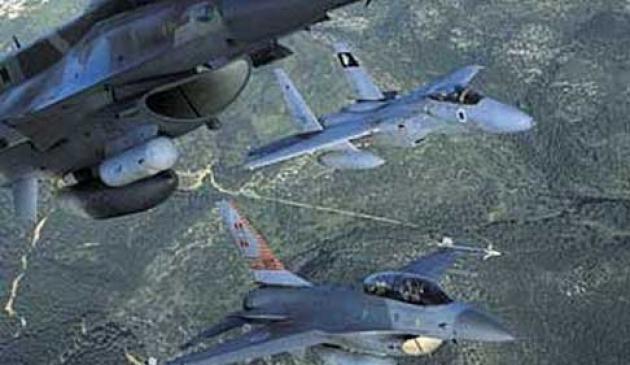 Израильские боевые самолеты.  Иллюстрация : iaf.org.il.jpg
