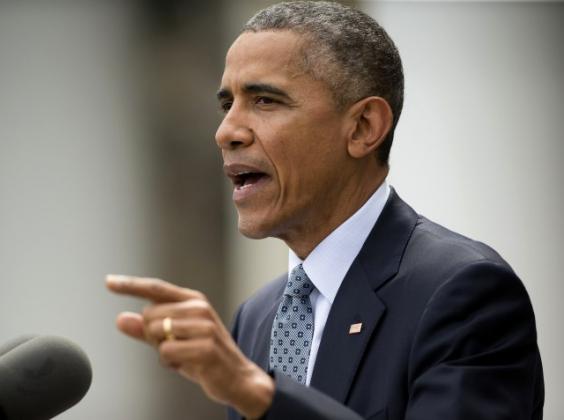 Барак Обама— президент Соединенных Штатов Америки.