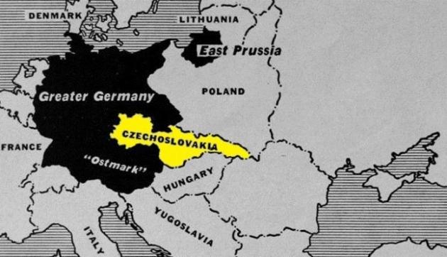 До пакта Молотова—Риббентропа: юбилей мюнхенского сговора