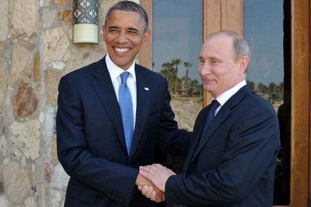 Как Путин и Обама распорядятся Каспием?