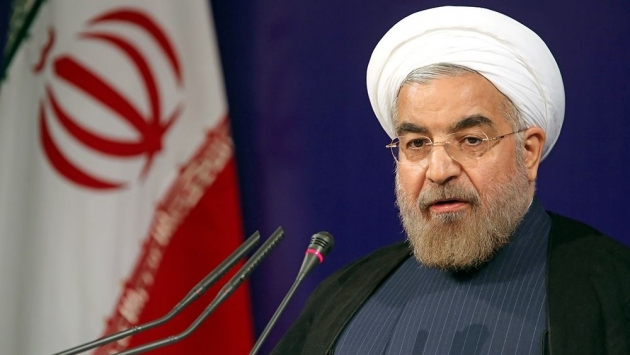 Хасан Рухани— президент Ирана.