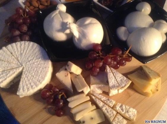 Алтайский край увеличил производство сыров