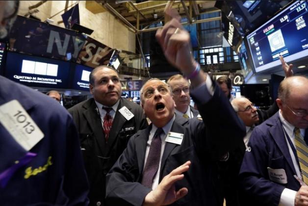 Мировые финансовые рынки охватывает паника.