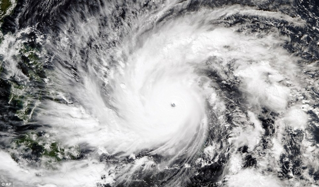 Тайфун.
