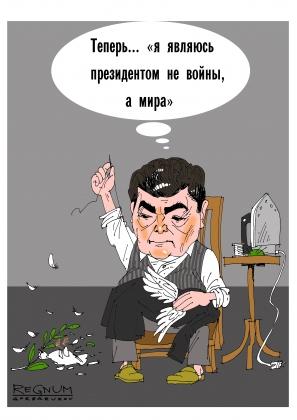 Порошенко осудил призывы «к немедленному победному маршу на Москву»