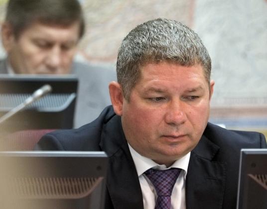 Вице-премьер Ставрополья Александр Золотарев. Фото предоставлено пресс-службой губернатора региона