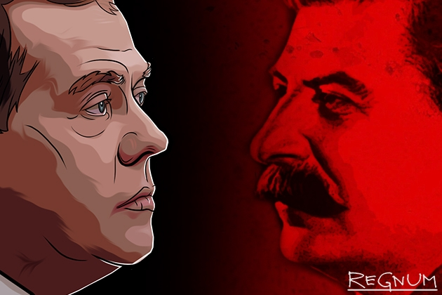 Десталинизация Дмитрия Медведева и смердяковское лобби