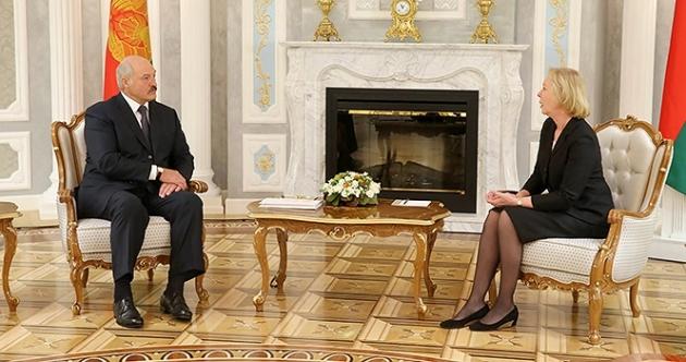 Лукашенко: «Мы начали разговаривать с Большой Европой»