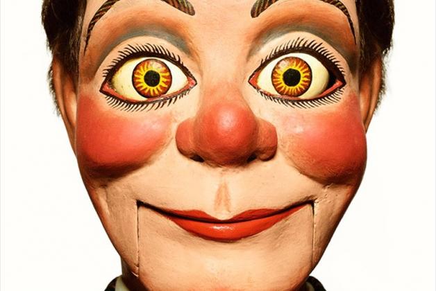Кукла чревовещателя.