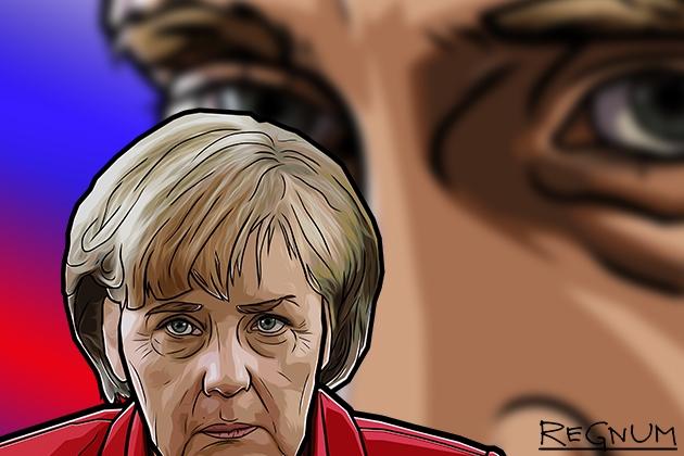 Меркель: Владимиру Путину об итогах встречи в Берлине сообщат