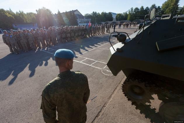 В России стартовали учения КСОР ОДКБ «Взаимодействие 2015»