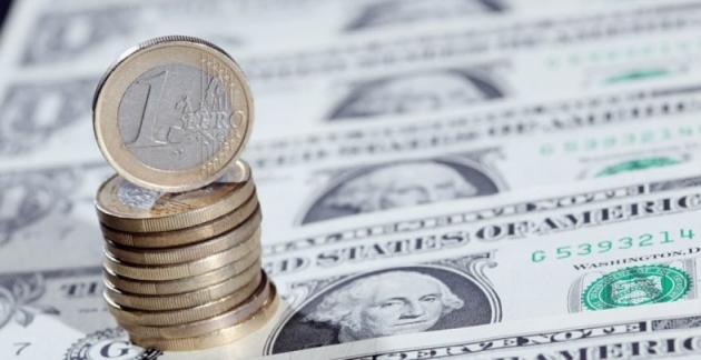 Доллар Евро.