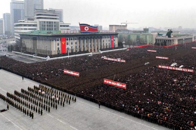 Силы сторон в будущей войне между Южной и Северной Кореей