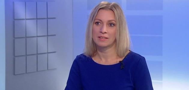 Захарова рассказала об участии в ток-шоу
