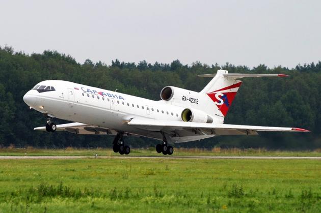 В Саратове ФСБ выясняет, как дочь гендиректора летала в кабине пилотов