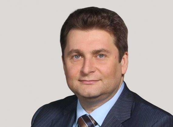 Заместитель руководителя Министерства промышленности и торговли РФ Александр Морозов.
