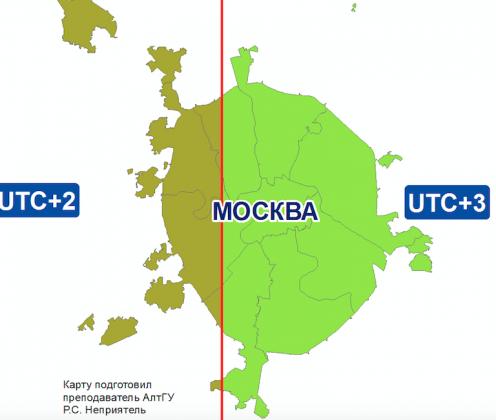 «Верните время!»: алтайские ученые поставили Медведеву двойку по географии