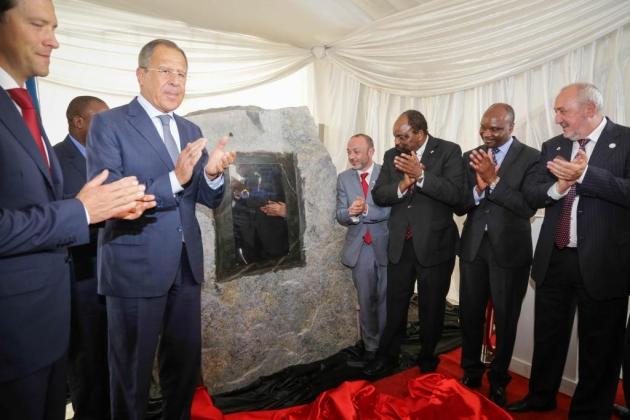 Россия готова сотрудничать с Зимбабве в алмазодобывающей отрасли
