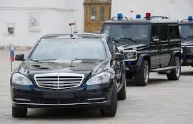 Самарская область: выборы и ремонт губернаторского броневика