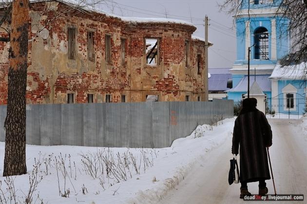 Православный приход получил подмосковную усадьбу безвозмездно