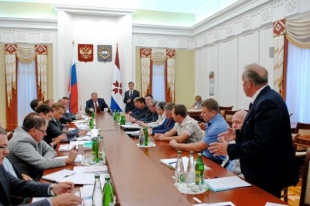 Глава Мордовии потребовал ускорить реконструкцию аэропорта Саранска