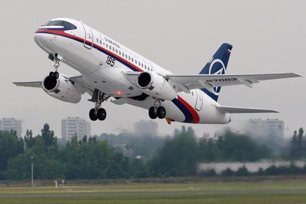 Sukhoi SuperJet-100 удешевят на $2,6 млн за счёт импортозамещения