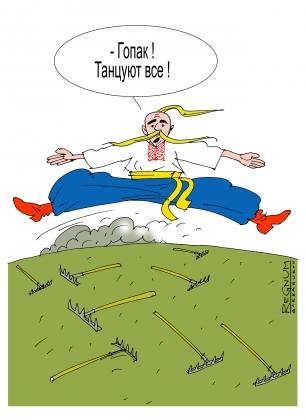 Киев: Гривна чувствует себя лучше всех остальных постсоветских валют