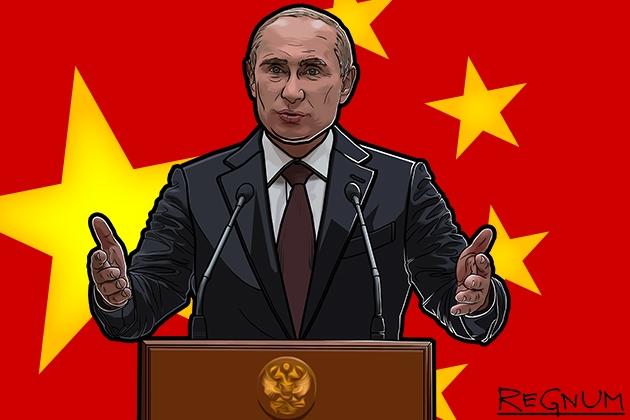 Президент России посетит Китай 2-3 сентября