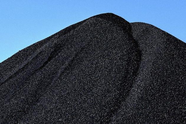 Каменный уголь.