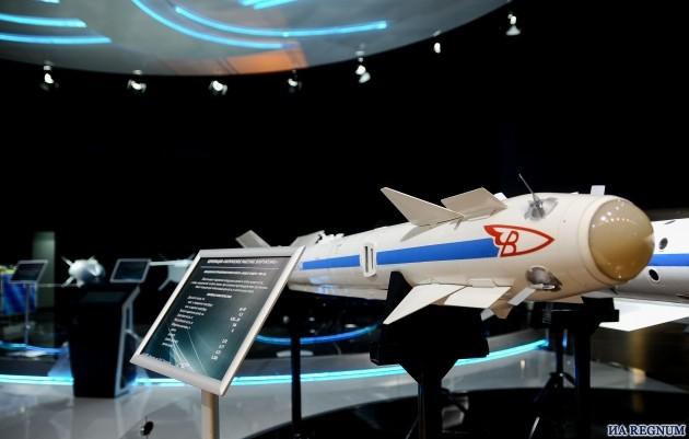 Авиационная управляемая ракета класса «Воздух-воздух» РВВ-МД.