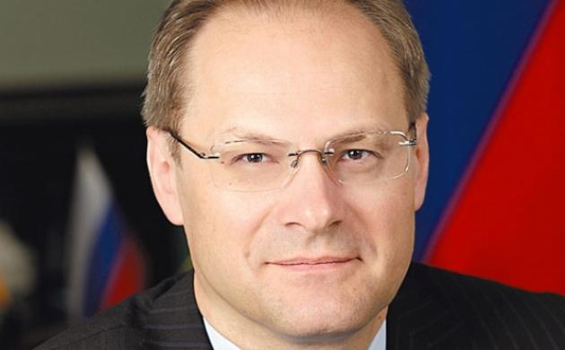 Василий Юрченко. Фото: пресс-служба правительства Новосибирской области