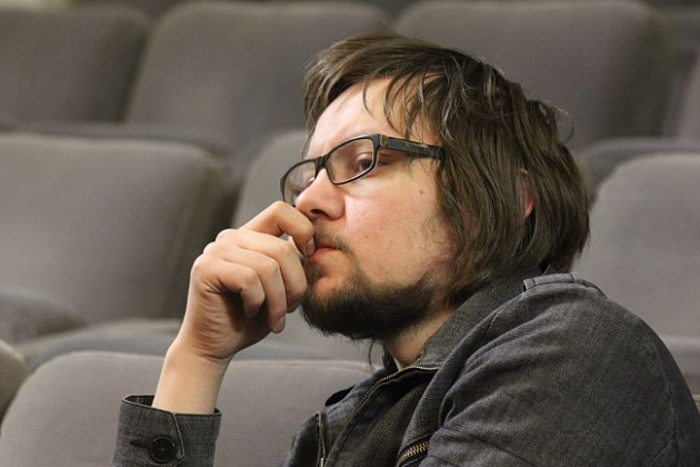 Дмитрий Волкострелов.
