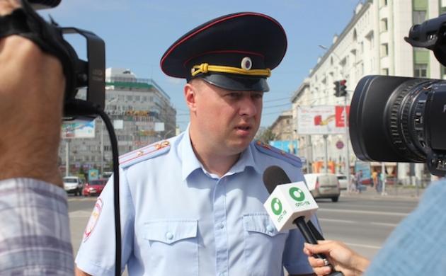 Назначен начальник новосибирских автоинспекторов