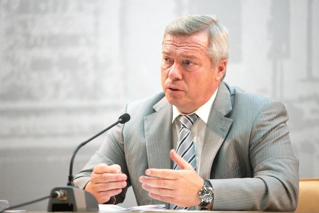 Врио губернатора Ростовской области Василий Голубев фото: donland.ru