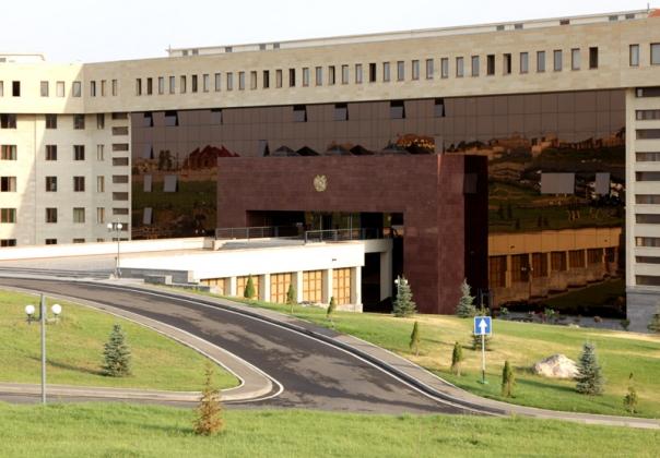 МО Армении получило от США и Китая военную помощь на $45 млн