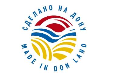 Логотип  системы добровольной сертификации «Сделано на Дону»: фото donland.ru