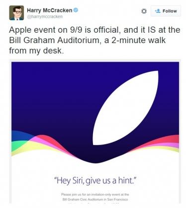 Новый iPhone будет представлен на презентации в Сан-Франциско— СМИ