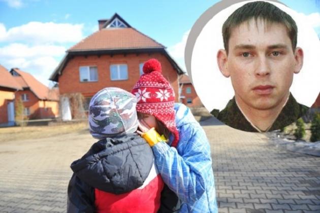 В Казани военный поймал девочку, выпавшую из окна.