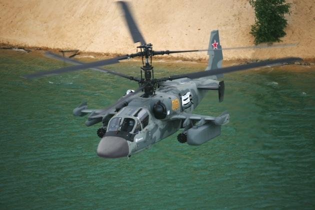 МАКС-2015: «Мистрали» Египту вместе с российскими вертолётами Ка-52?