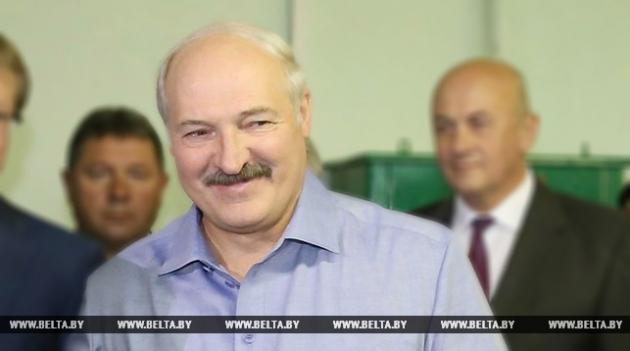 Александр Лукашенко— президент Белоруссии.