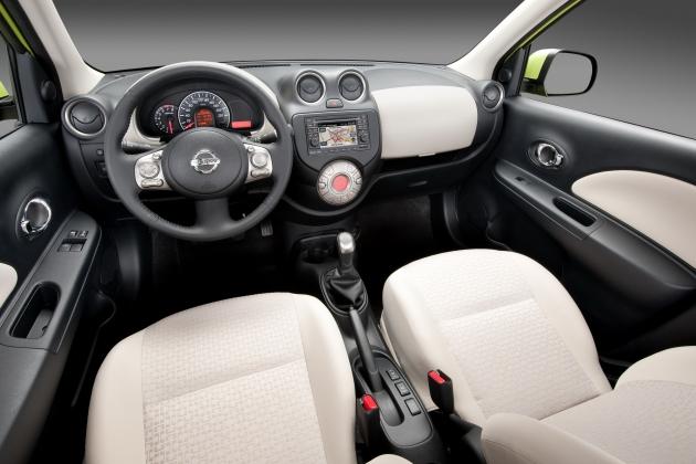 Nissan Micra получил спецверсию