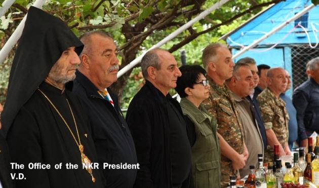Cоюз добровольцев «Еркрапа» организовал паломничество в Нагорный Карабах