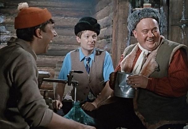 Цитата из фильма Самогонщики (1961) Реж. Леонид Гайдай.