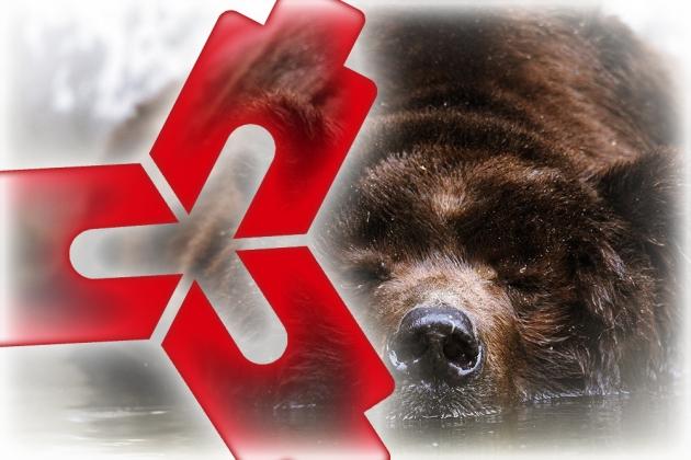 «Медвежье» настроение.