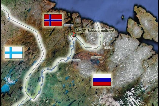 Сноудену могут вручить премию на границе Норвегии и России